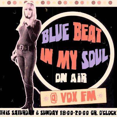 Blue Beat In My Soul @ Vox Fm