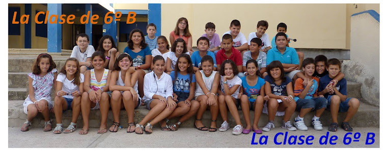 La Clase de 6 B