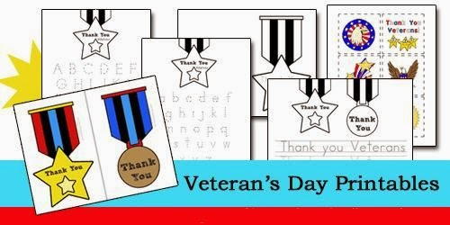 Free Beautiful Veterans Day Cards For Kids To Color