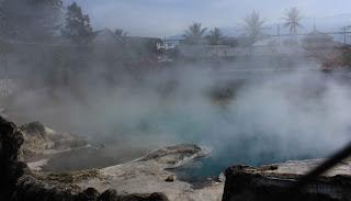 wisata air panas kerinci