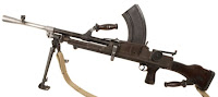 Bren Light Machine Gun LMG