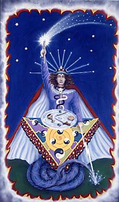Magician, Star Tarot