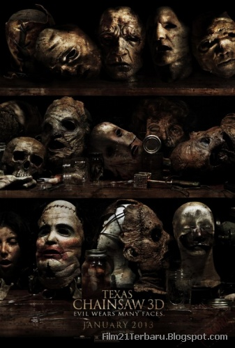 Texas Chainsaw 3D 2013 Bioskop