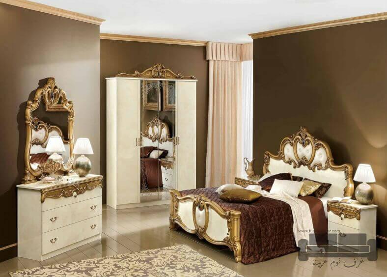 : اجمل غرف نوم تركية 2016 : غرف