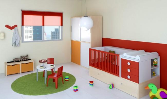 Muebles de dise o moderno y decoracion de interiores - Muebles infantiles diseno ...