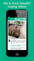 Vine App for iPhone, iOS