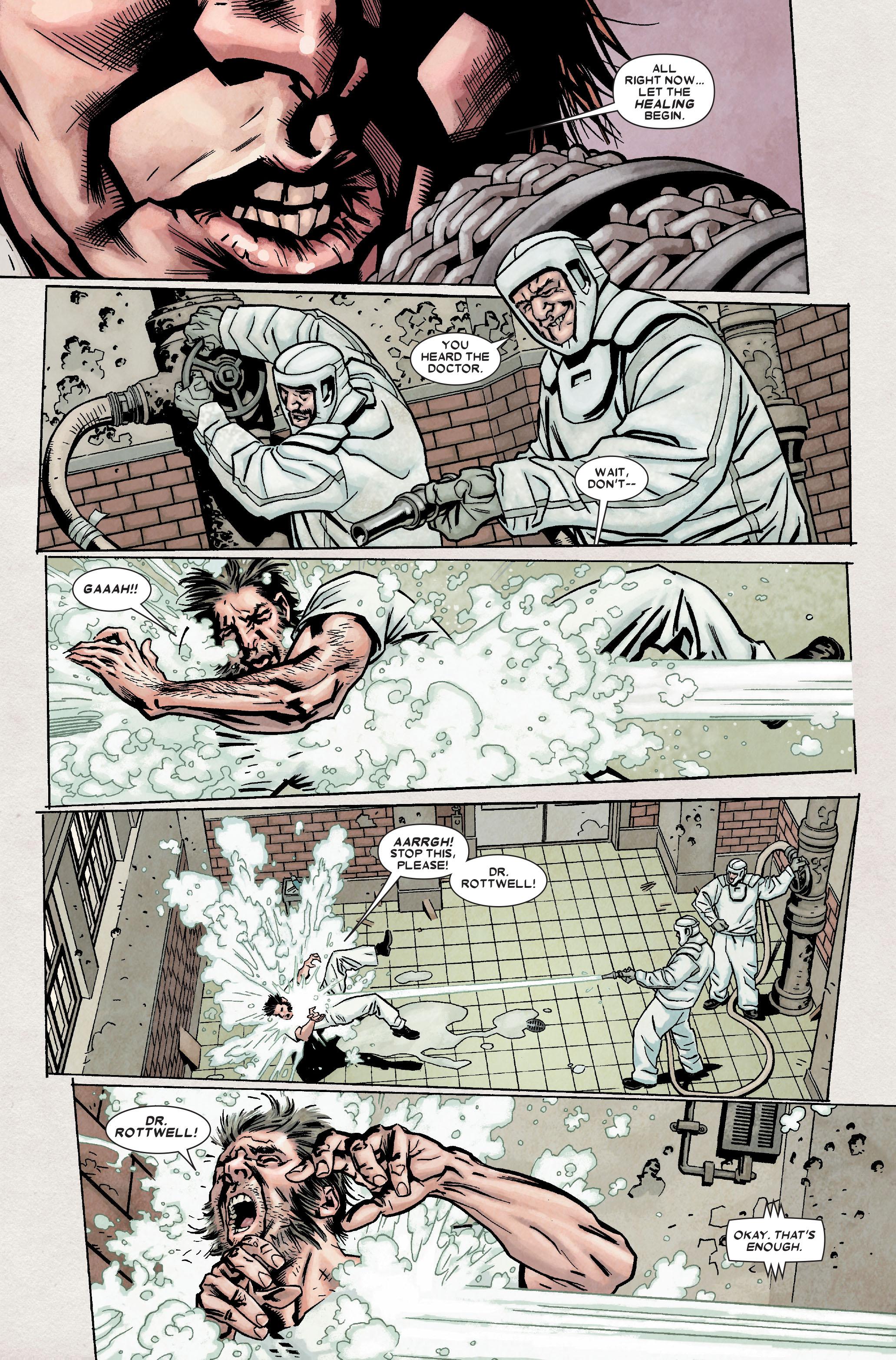 Wolverine: Weapon X #7 #10 - English 3