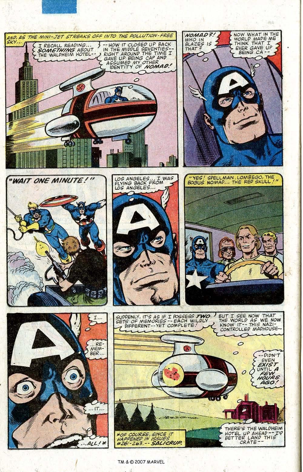 Captain America (1968) Issue #264 #179 - English 26
