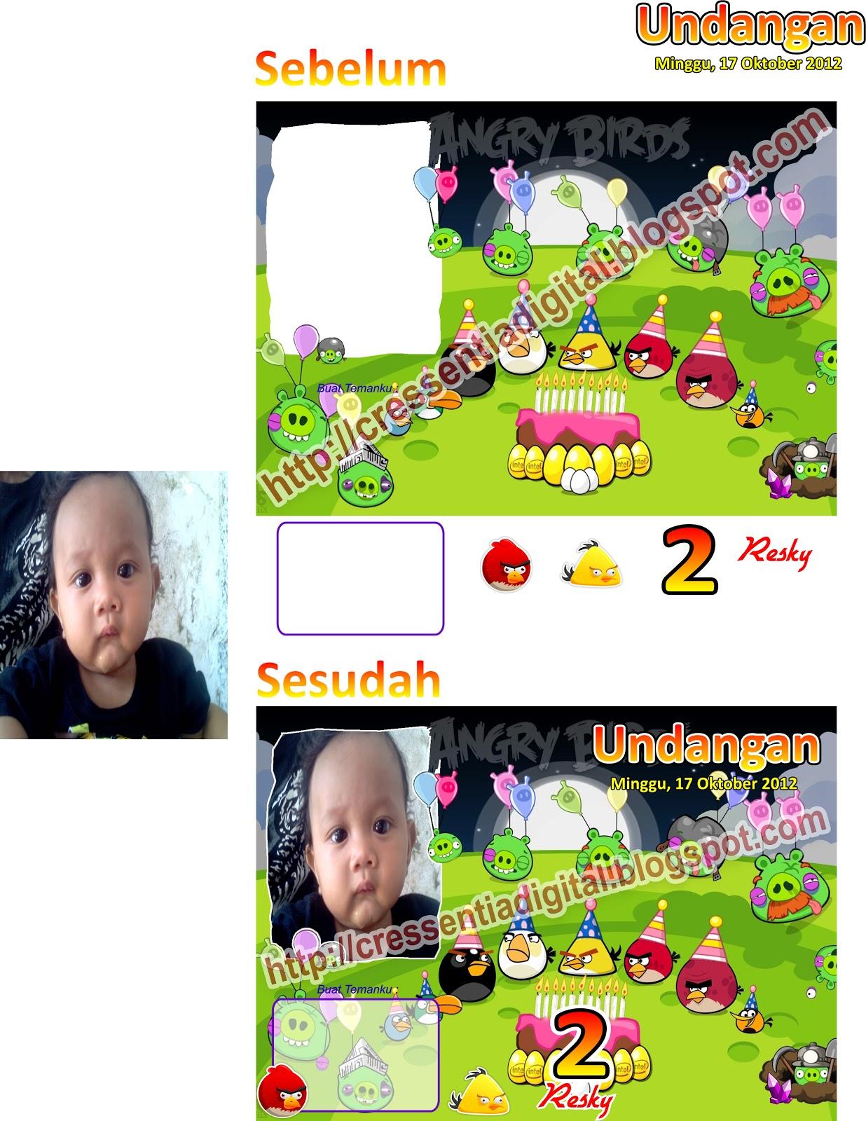 Comment on this picture ulang tahun anak contoh undangan kartu apps - Desain Kartu Undangan Ulang Tahun Anak