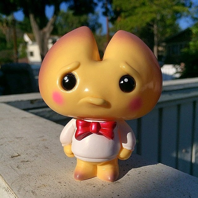 WonderCon Exclusive Kookie No Good Vinyl Figure by Scott Tolleson