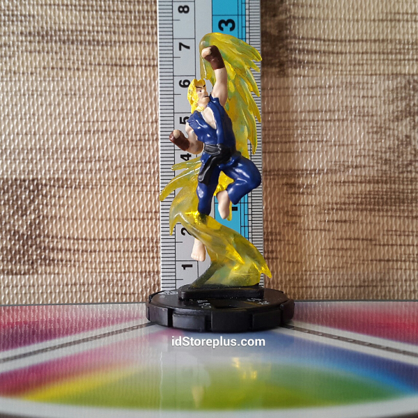 Ken #001 Street Fighter Heroclix