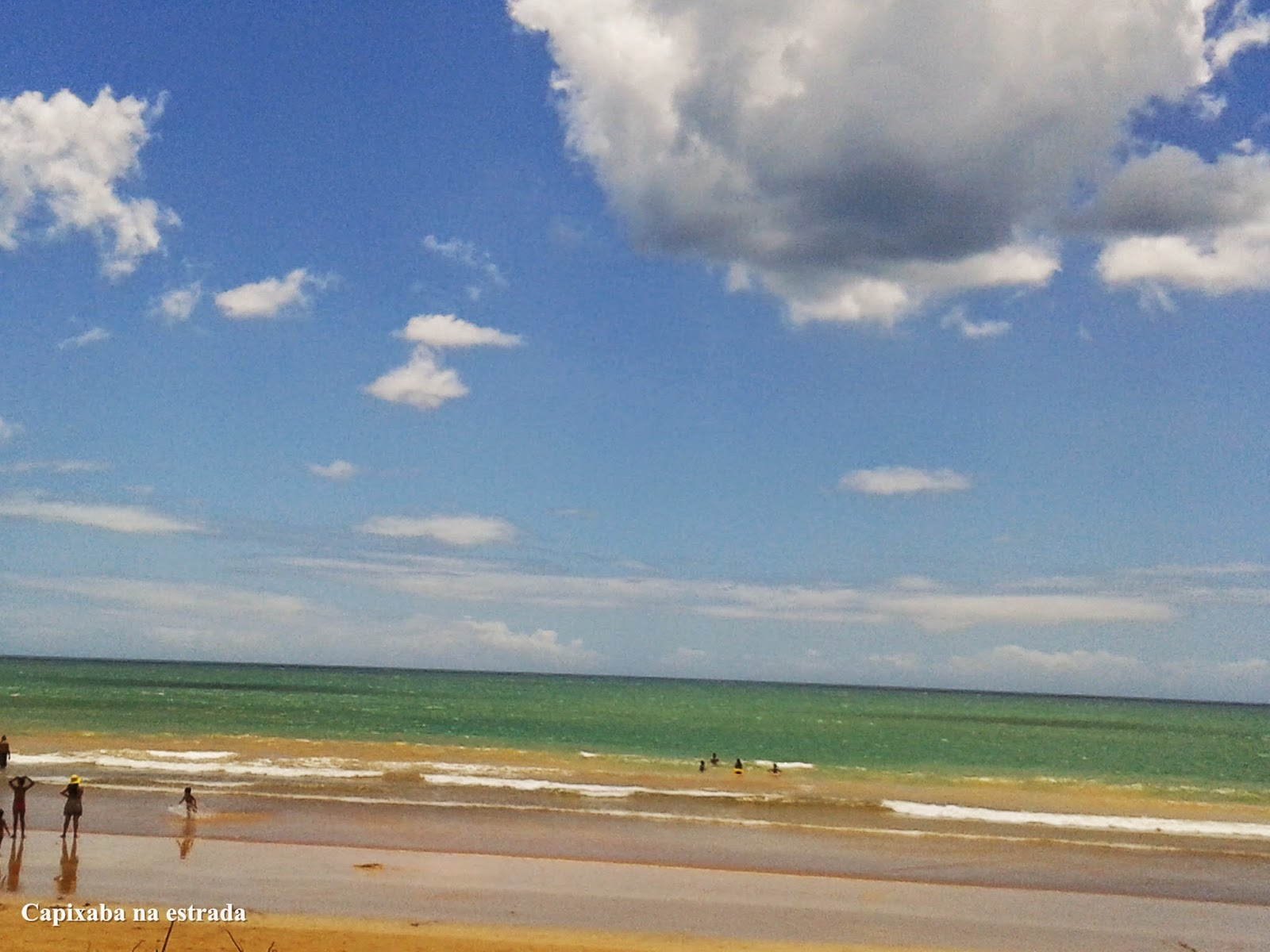 Praia de |Santa Cruz
