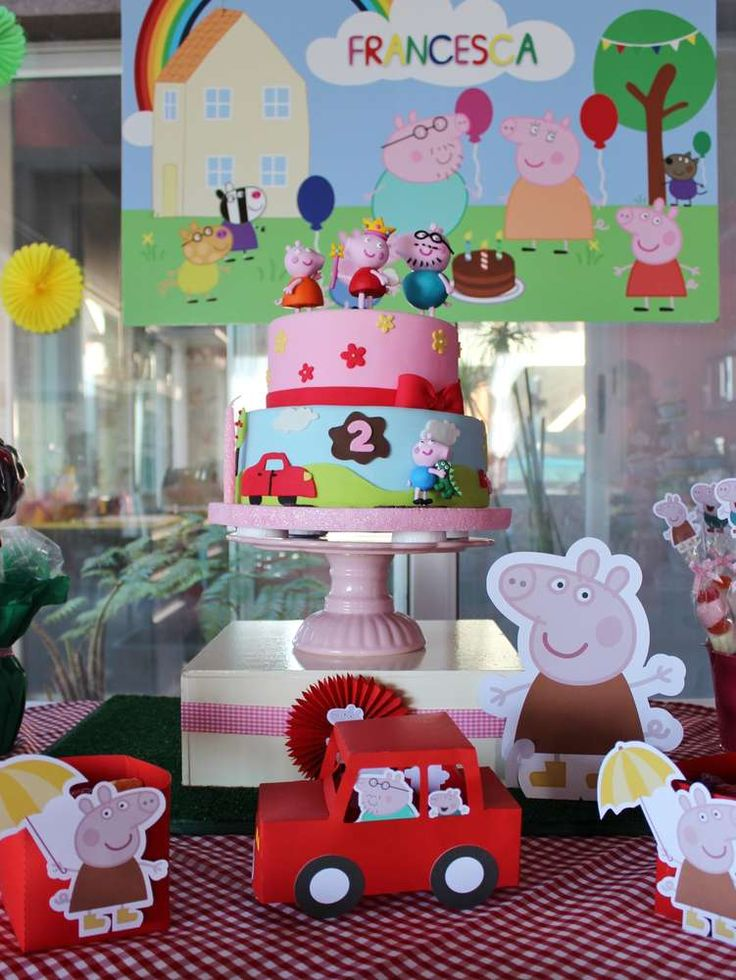 ideas decoracion peppa pig una mami creativa