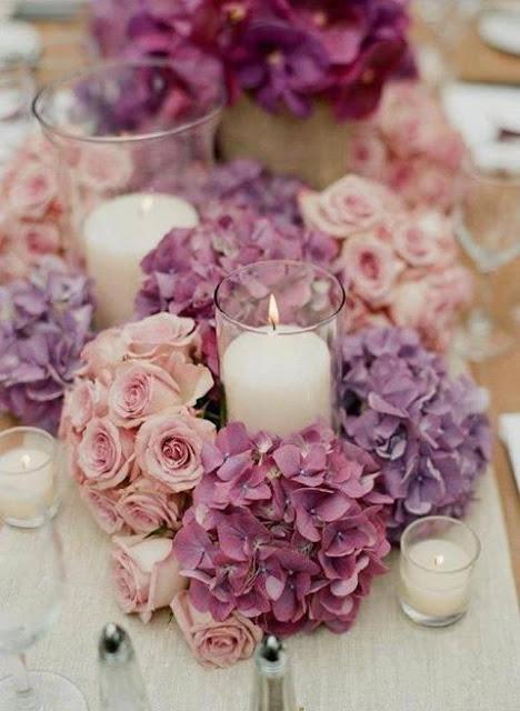 Hortensia Wedding Ideas