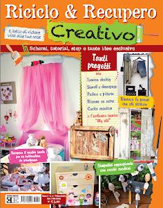 le mie creazioni in  Riciclo e Recupero Creativo