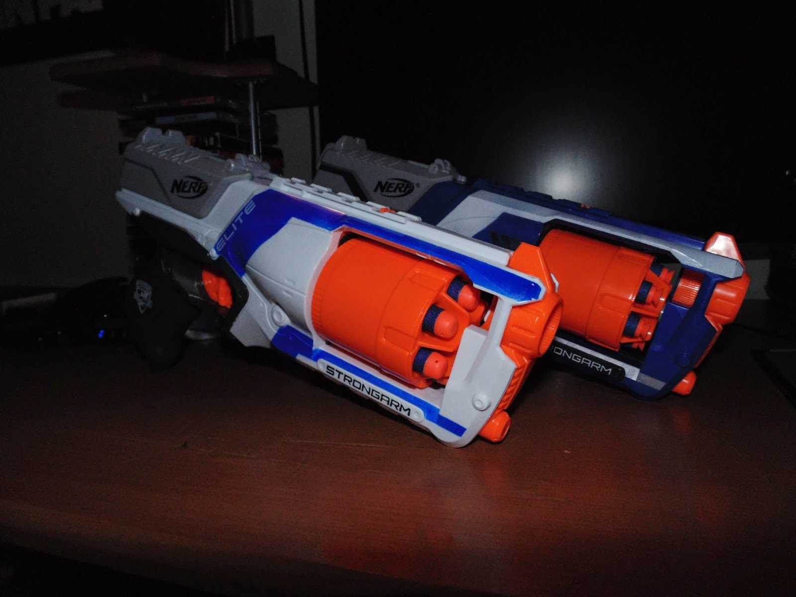 Nerf Strongarm xd Mod Nerf Strongarm xd Really