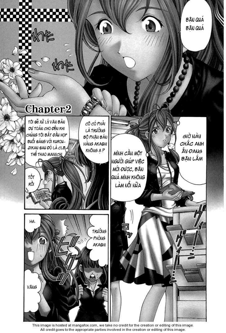Truyện tranh Virgin na Kankei R (Phần 2) chap 2 trang 0
