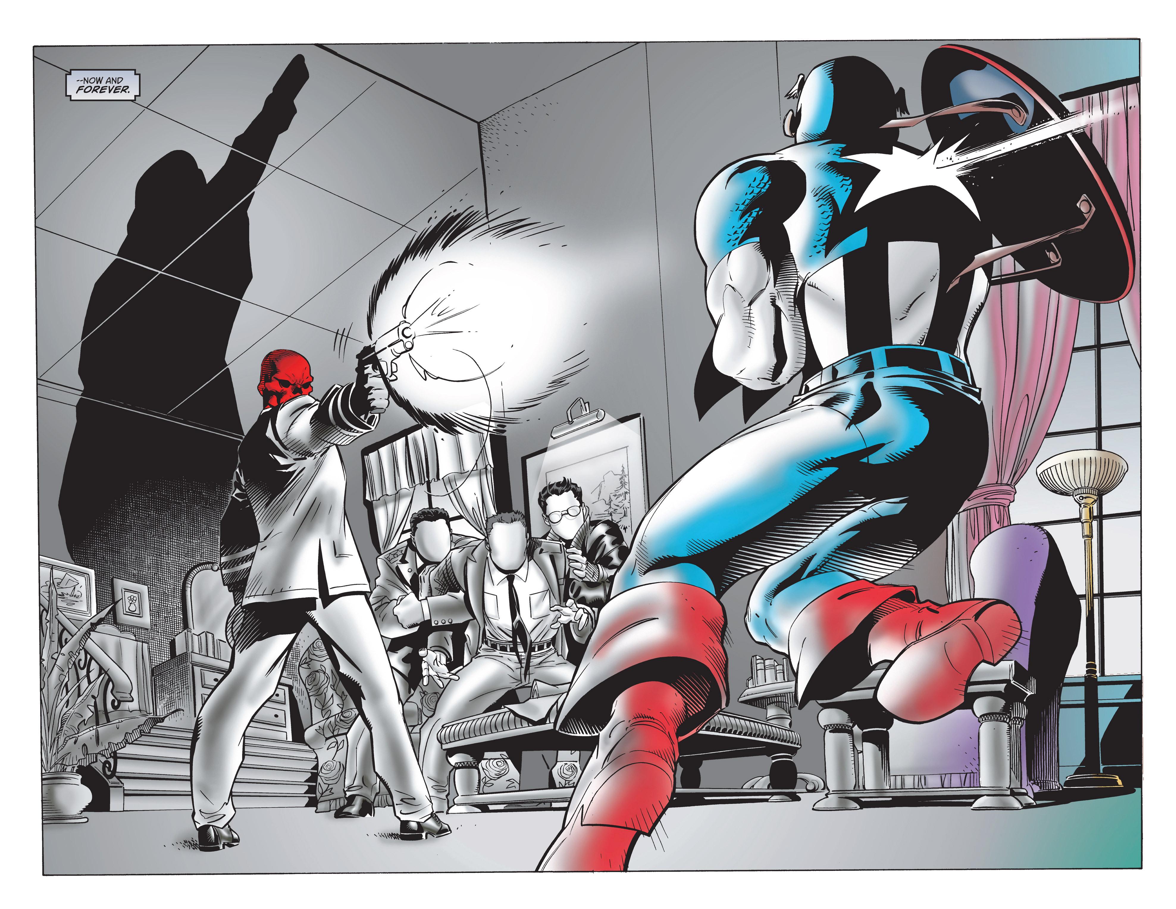 Captain America (1998) Issue #14 #20 - English 21
