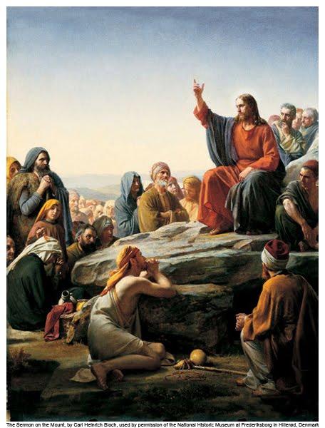 Οι μακαρισμοί του Κυρίου