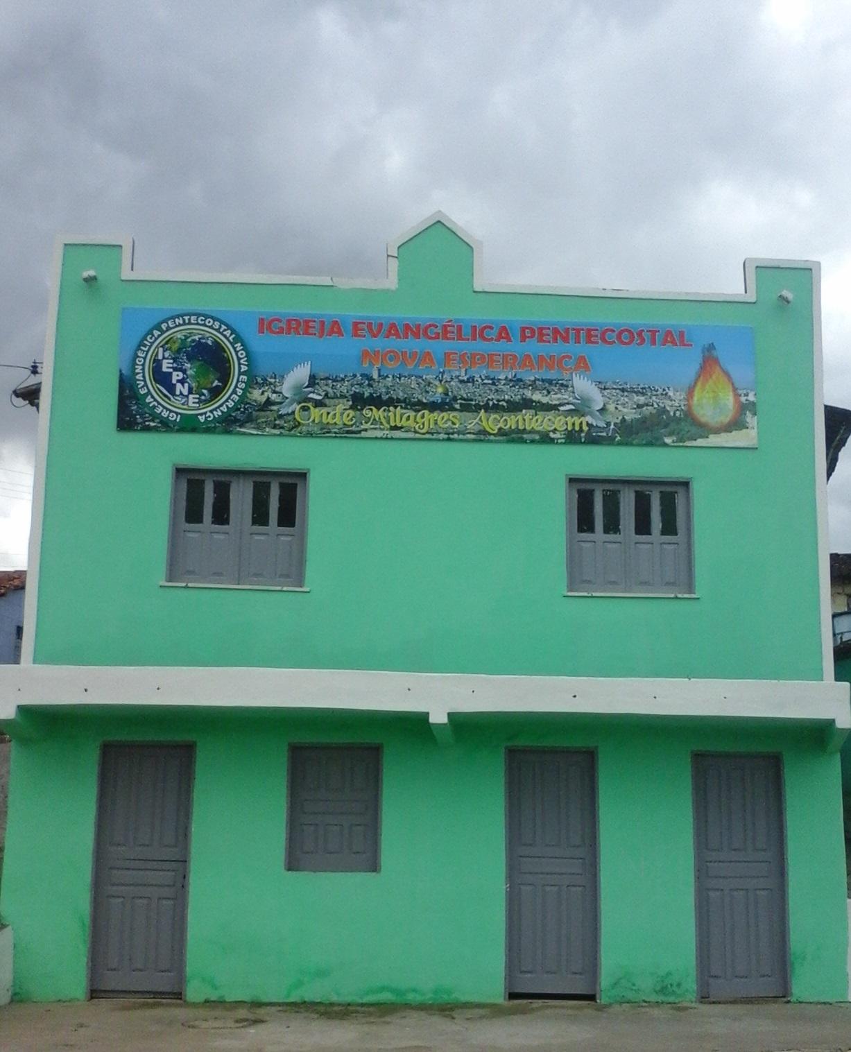 Igreja Evangélica Pentecostal Nova Esperança, em Aiquara-BA!!!