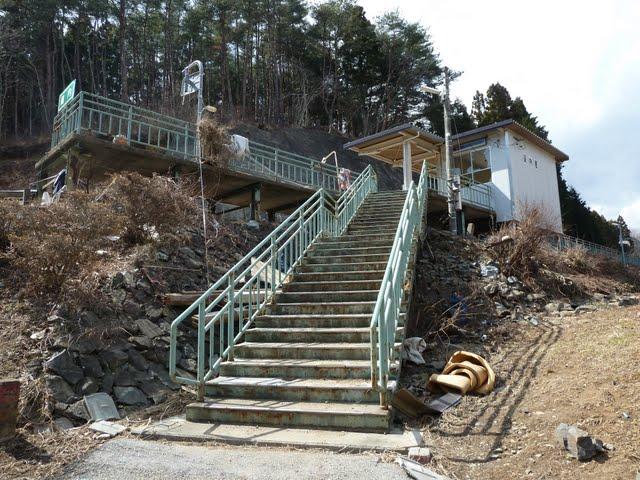 japan tsumani disaster damage