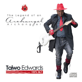 Taiwo Edwards 100%MrT Set To Release The Video of His Song Kpami Chukwu (THANK GOD)