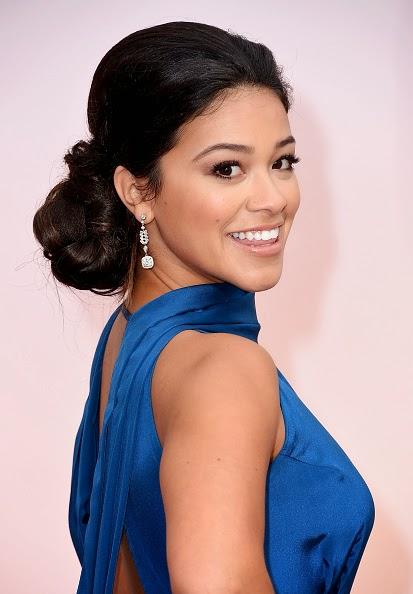 Obtén el Look de Gina Rodriguez en los Oscars con 'John Frieda Hair Care'