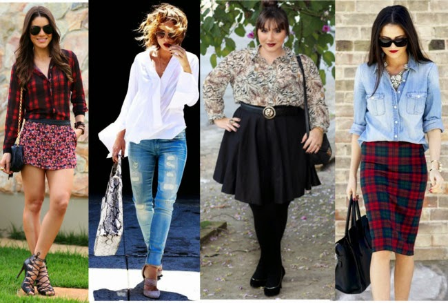 camisas femininas-camisa feminina-camisas femininas da moda-women's shirts-camisas de las mujeres-chemises pour femmes-moda feminina-camiseta manga longa