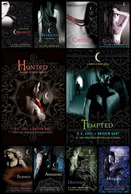 A Fantasy Faze My Music Playlist For House Of Night Series By P C