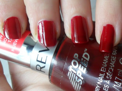 revlon top speed forbidden swatch