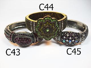gelang aksesoris wanita c43c44c45