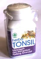 cara mengobati amandel secara alami tanpa operasi dengan herbal tonsil