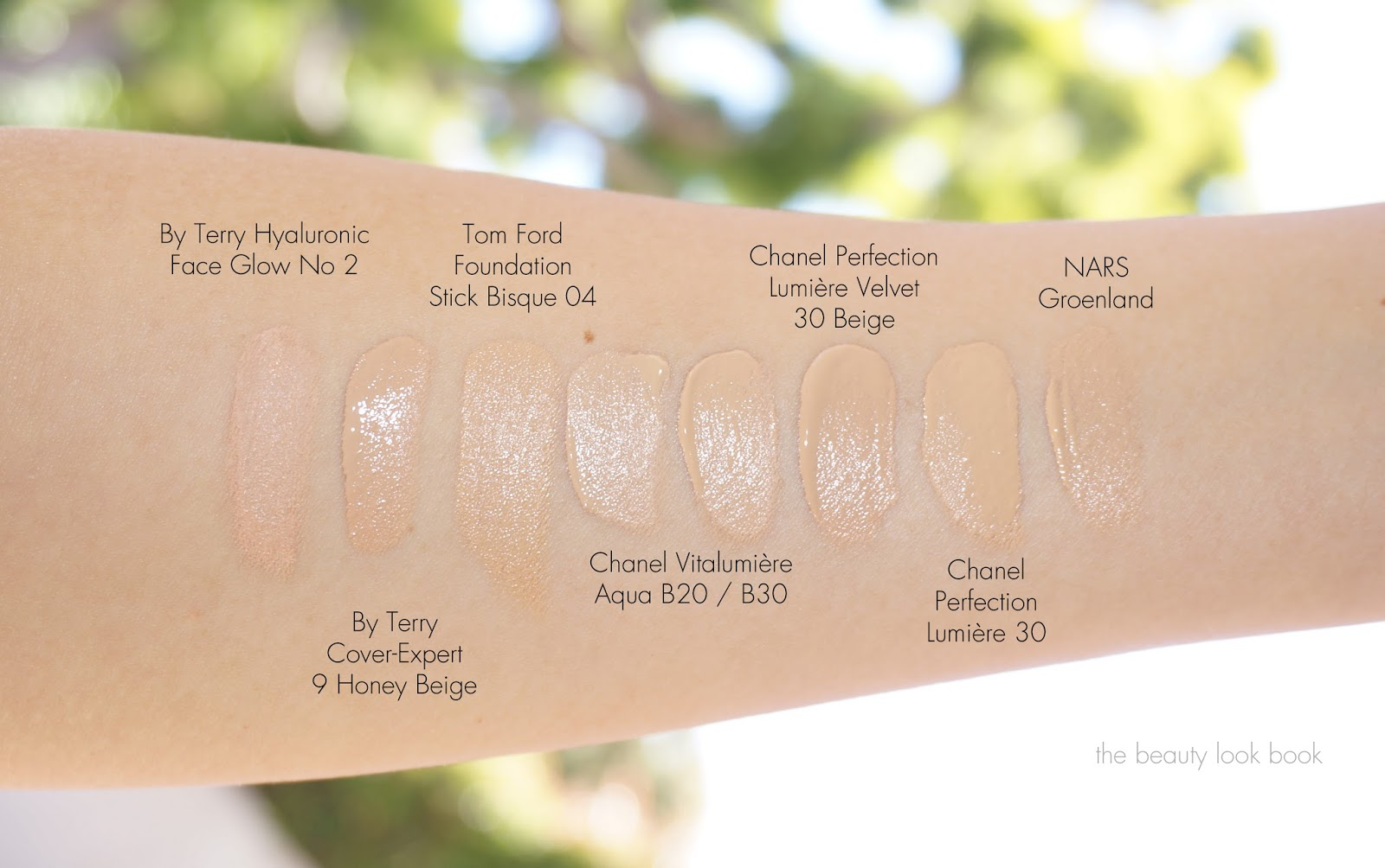 In terms of formula comparisons to the new Perfection Lumière Velvet to other Chanel foundations: