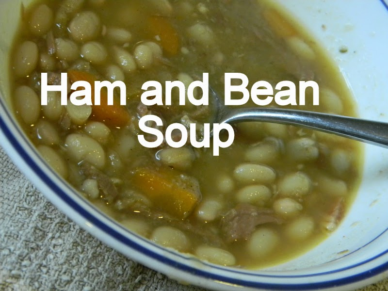 ed loves any kind of bean soup especially ham and bean soup i have ...