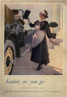 Kodak magazine ad, 1917 (Hartman Collections, item K0266)