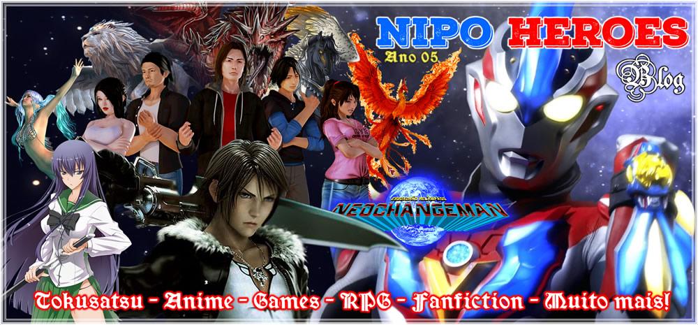 Nipo Heroes Blog