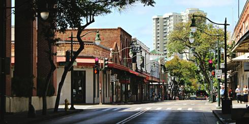 downtown honolulu hawaii attractions
