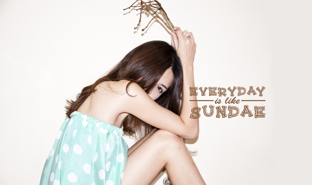 everyday is like sundae