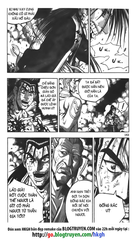 Hiệp Khách Giang Hồ trang 21