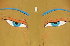 Profundo e precioso olhar de Guru Budha