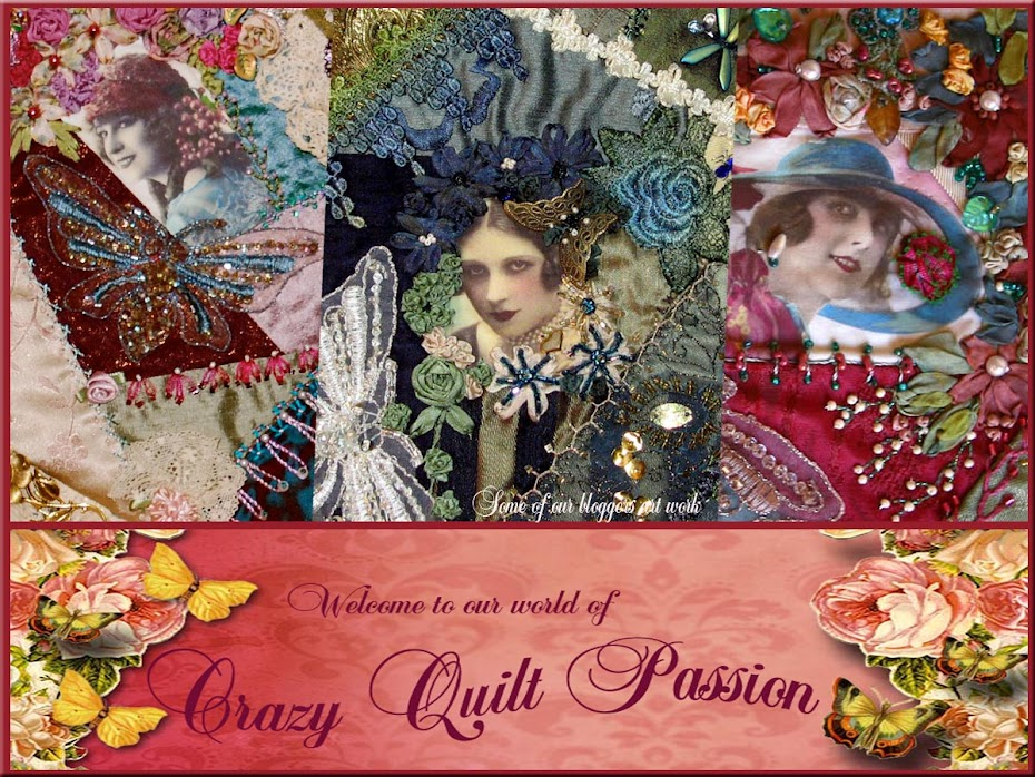 Crazy Quilt Passion
