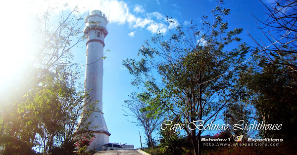 Cape Bolinao Lighthouse - Schadow1 Expeditions