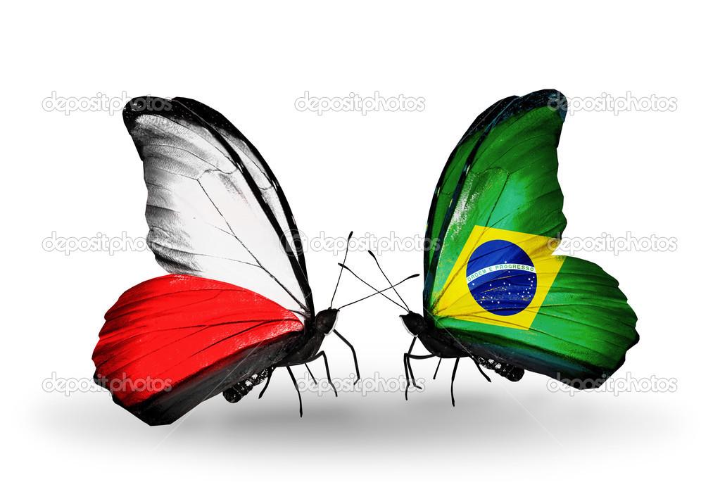 Brasil e Polônia