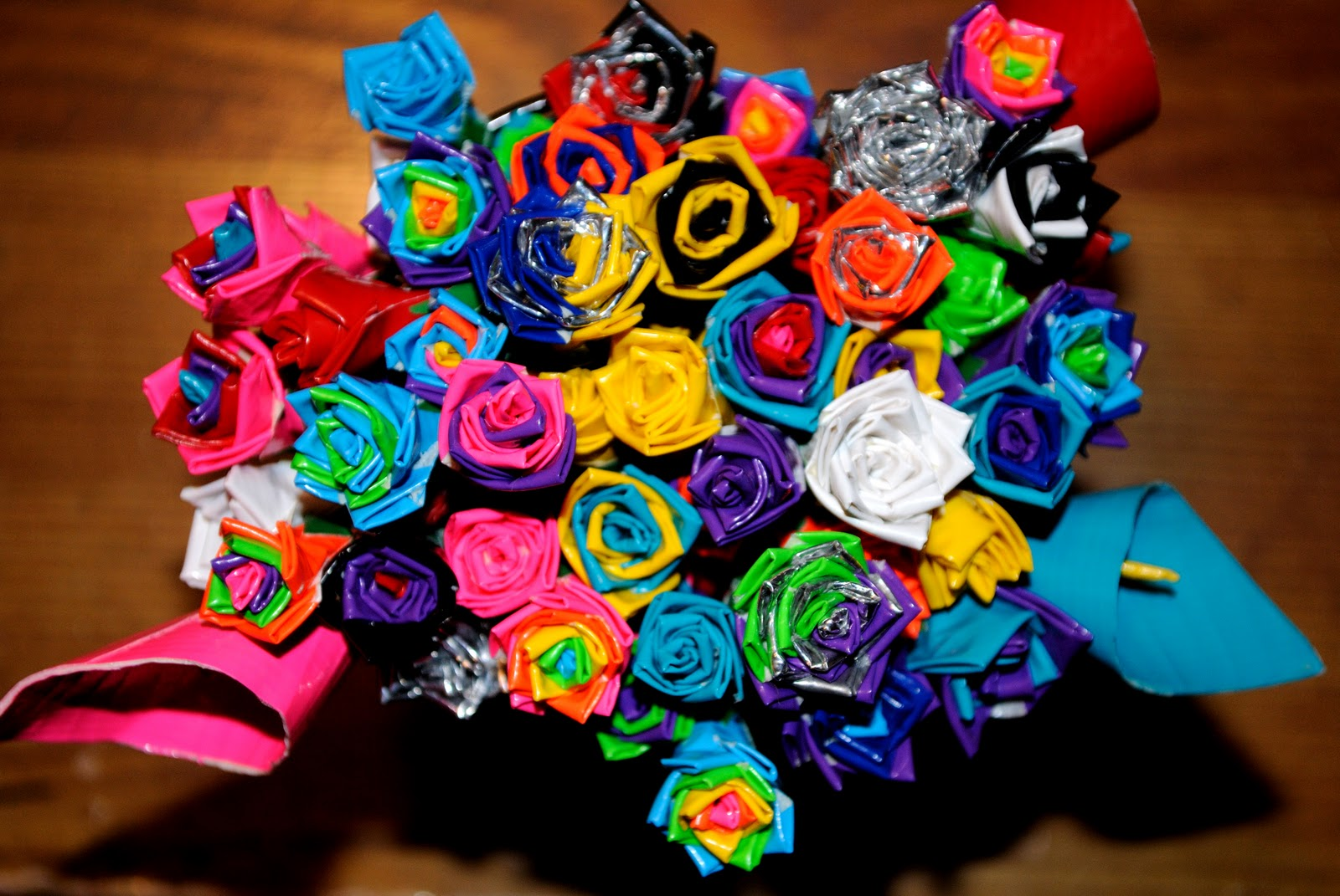 Lauren madi duct tape crafts for Mini duct tape crafts
