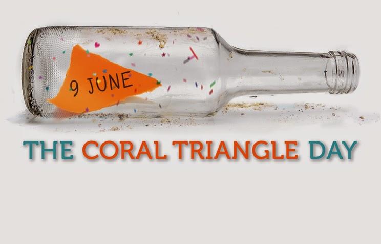 "Ambon Tuan Rumah ""Coral Triangle Day"" 2014"