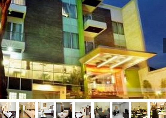 Bamboo Inn Hotel Cafe Beralamat Di Kota Bambu Selatan No 9 Slipi