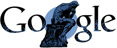 Doodle Rodin