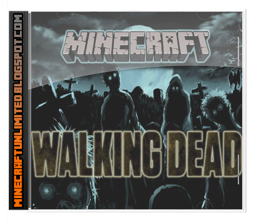 The Walking Dead Mod Minecraft