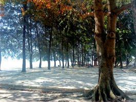 马六甲海边景色