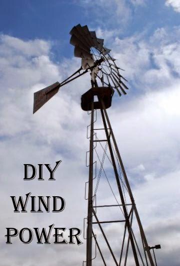 DIY Wind Power